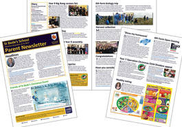 Parent newsletter - issue 04 - now available to read