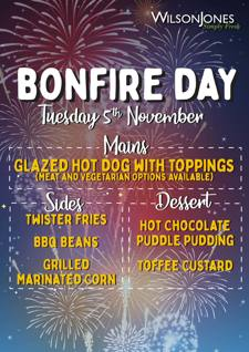 003 november 19 secondary bonfire day