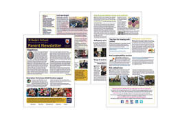 Latest parent newsletter (issue 06) now available - please read