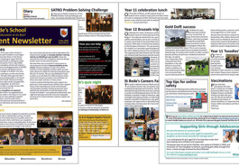 Latest parent newsletter (issue 11) - please read