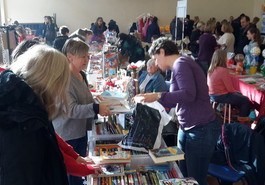 Friends of St Bede's Christmas Fayre a real success!