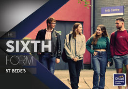 AVAILABLE TO VIEW! Sixth Form Virtual Open Event - September 2021 entry