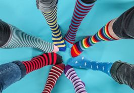 Anti-Bullying Week and Odd Socks Day