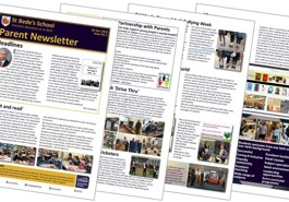 Latest Parent Newsletter (issue 5) - please read