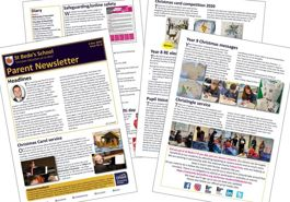 Latest parent newsletter (issue 6) now available - please read