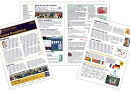 Latest Parent Newsletter (Issue 11) - now available
