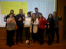 Quiz winners 2016
