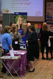 Careers fair feb 16 10