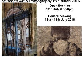 St Bede's Art & Photography Exhibition 2016