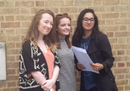 Impressive results for the sixth form at St Bede's