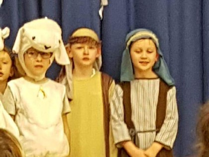 Nativity 2016-17 KS1