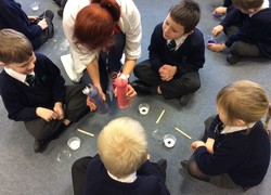 Fizz Pop Science Workshops