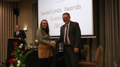 Swadelands Prizegiving Evening