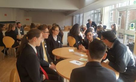pupils-from-tkats-king-harold-business-and-enterprise-academy-enjoy-an-inspirational-breakfast-with-local-employers