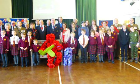 tkatpupils-atnewlands-primary-school-ramsgatehold-remembrance-assembly