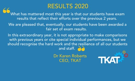 tkat-ceo-issues-comment-on-exam-results-2020