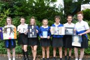 National Winners - Spirited Art Competition
