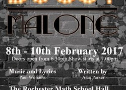The Math School Players Present Bugsy Malone