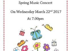 Spring Music Concert