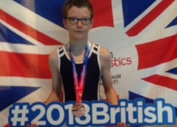 Trampolining and Tumbling British Championships