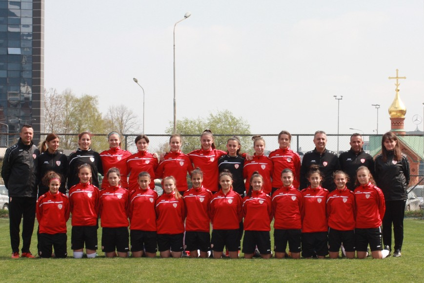 U16 national north macedonia team 2019