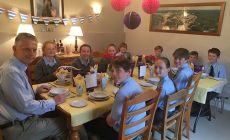 boarders-enjoy-a-celebratory-breakfast