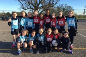 last-netball-matches-before-half-term