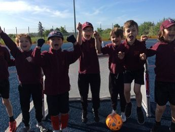 Outdoor Learning week and football festivals